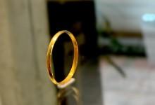 Aliança em ouro M  20 – 1,8mm